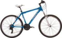 26 Zoll Cinzia Impact Mountainbike Aluminium 21... blau, 47cm