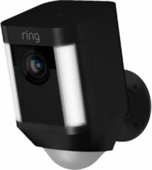 Ring Spotlight Cam Battery Zwart