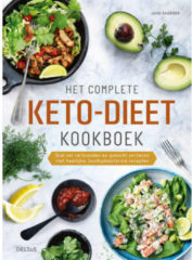 Het complete keto-dieet kookboek - Jane FAERBER