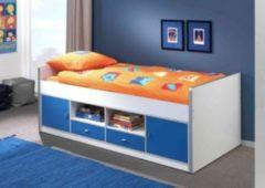Vipack Furniture Vipack Kojenbett Bonny BONKB90, blau