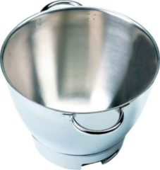 Kenwood Mixbecher (Inox, Edelstahl ,mit griff) für Küchenmaschine AW36386B01, 36386A