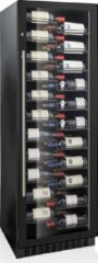 Zwarte Le Chai PRO 1320M - Wijnkoelkast - 132 flessen