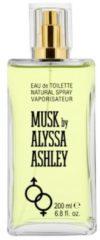 Alyssa Ashley Musk eau de toilette limited edition 200 Milliliter