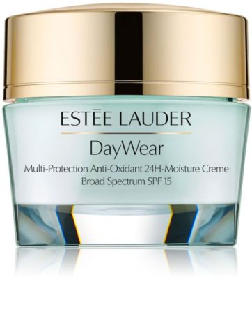 Afbeelding van Estée Lauder DayWear Multi-Protection Anti-Oxidant 24H-Moisture Crème Broad Spectrum SPF15 - normale/gecombineerde huid - dagcrème