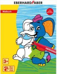 Transparante Eberhard Faber Mini Kids Club Kleurboek Doos 10 Stuks