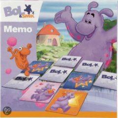 Studio 100 Bol & Smik Memory Spel