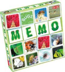 Tactic Memo Bugs nederlands
