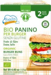PROBIOS Srl Probios Panito Panino Per Burger Biologico 2x125g