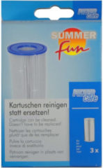 Summer Fun filter care 3x 100gr