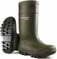 Dunlop Veiligheidslaars S5 Thermo Plus Groen - Werklaarzen - 43