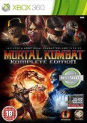 Warner Bros. Entertainment Mortal Kombat Komplete Edition /X360