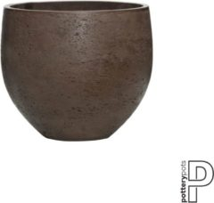 Pottery Pots Bloempot Mini Orb Chocalated washed-Bruin D 32 cm H 28 cm