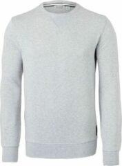 Bjorn Borg Björn Borg crew neck sweater sweatshirt (dik) - lichtgrijs melange - Maat XL