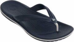Marineblauwe Crocs Flip - Sandalen - Volwassenen - Blauw - 38/39