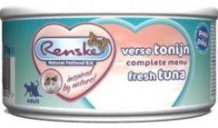 Renske Kat Adult Verse 70 g - Kattenvoer - Tonijn - Kattenvoer