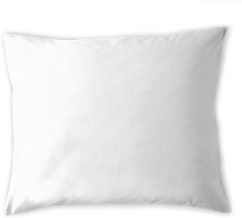 Afbeelding van Witte Cinderella Basic kussenslopen (set van 2) Wit 60x70 cm (basic)