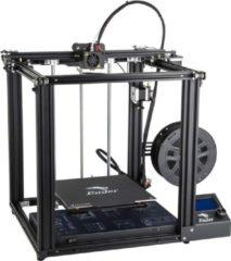 Zwarte Creality 3D Ender-5 3D Printer met dubbele Y-as