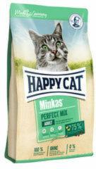 Happycat Happy Cat Perfect Mix Adult Gevogelte. Lam & Vis - 10 kg