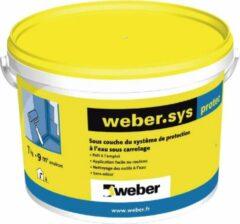 Blauwe Weber SAINT-GOBAIN Weber-Sys Dry - 7kg