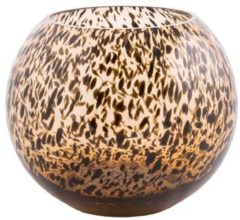 Vase the World Hudson Zambezi cheetah Ø20,5 x H25 cm