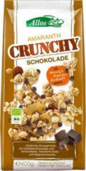 Allos Crunchy Amarant Chocolade (400g)
