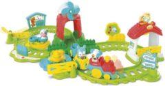 Groene Baby and Toddler Train Playset - International