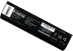 Yanec Laptop Accu 5200mAh (voor Toshiba Satellite C870/C850/C855/L70/C70/C75 Series)