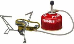 Zilveren Primus Express Spider II Campingkoker goud/zilver