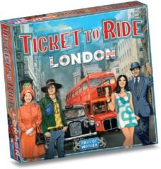 ASMODEE Spel Ticket To Ride London - NL K5 (6105617)