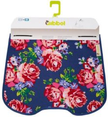 Qibbel Blossom Roses stylingset blauw voor Qibbel windscherm