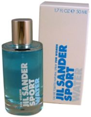 Jil Sander Damendüfte Sport Water Eau de Toilette Spray 50 ml