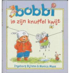 Ons Magazijn Bobbi is zijn knuffel kwijt