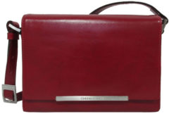 Claudio Ferrici Shoulderbag Shoulderbag red Damestas
