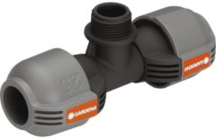 GARDENA 02787-20 Sprinklersysteem T-stuk 26,44 mm (3/4) buitendraad