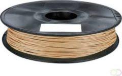 Filament Velleman PLA175LW05 PLA kunststof 1.75 mm Hout 500 g