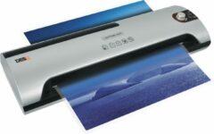 Zwarte Desq A3 Lamineermachine Hot Roller Pro