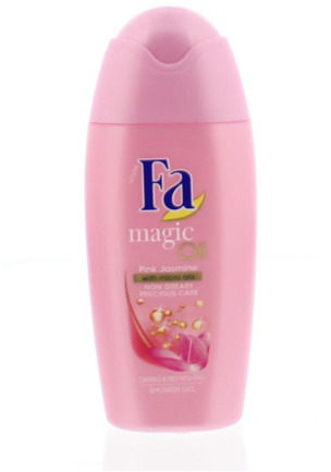 Afbeelding van FA Douchegel magic oil pink jasmine 50 Milliliter