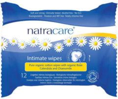 Natracare Hygienische Doekjes 12 stuks
