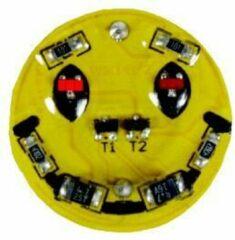 Velleman MK141 Smiley bouwpakket Uitvoering (bouwpakket/module): Bouwpakket 3 V/DC