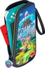 Bigben Officiële Beschermhoes Case Slim - Nintendo Switch Lite - Zelda Link's Awakening