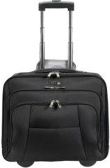 Bussiness & Travel Business-Trolley 41 cm Laptopfach D&N schwarz