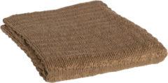 BePureHome Waving Gebreid Plaid - Tea Leaves - 130x170