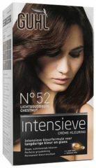 Guhl Pearlance Intensieve Crème-Haarkleuring 52 Lichtgoudbruin Chestnut