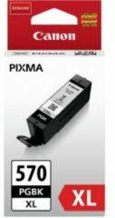 Canon PGI-570PGBK XL inktcartridge pigment zwart hoge capaciteit (origineel)