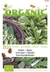 Groene Buzzy Seeds Buzzy® Organic Veldsla Grote Noordhollandse (BIO)