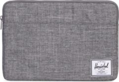 Herschel Anchor Sleeve for 15 MacBook - Raven Crosshatch