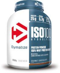 Dymatize Nutrition Dymatize ISO-100 Hydrolyzed - Eiwitpoeder / Eiwitshake - 2200 gram - Chocolade
