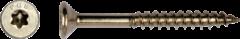Bronze Pgb fasteners Spaanplaatschroef deeldr VK-Torx RVS 4,0 x 35 mm 200 st
