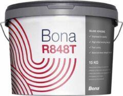 Beige Bona R848T 15kg| 1 component silaanlijm voor dimensioneel stabiel meerlaags parket