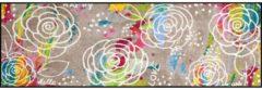 Fußmatte, »Blossom Carpet«, Salonloewe, rechteckig, Höhe 6 mm, gedruckt
